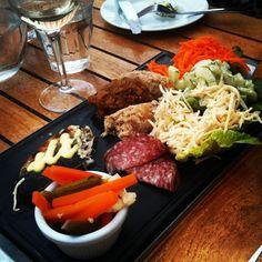 by @racheljhaslam The best sharing plate I've ever had #brasserieblanc #terrace #brunch #foodporn #yummy