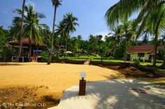 Bailan Beach Resort, Bai Lan Bay, Koh Chang, Thailand
