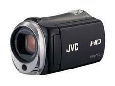 JVC HD Flash Memory Camcorder on Dibzees! Don't miss a second!