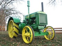 1931 John Deere Model D After Restoration