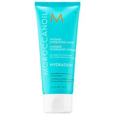 Shop Moroccanoil®'s Intense Hydrating Mask at Sephora. It conditions deeply, helping to improve hair's texture, elasticity, shine, and manageability.