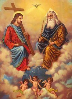 170 Ideas De Padre Hijo Espíritu Santo En 2021 Imágenes Religiosas Espíritu Santo Imagen De Cristo