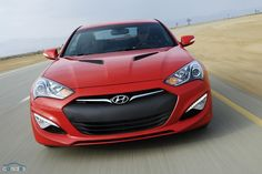 Hyundai Genesis Coupe R-Spec 2013: First Drive
