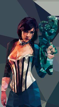 #BioshockInfinite Elizabeth Fan Art - Imgur