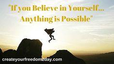 day 1 goals blog