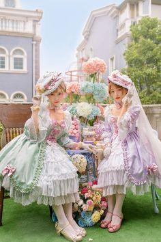 Lolita 萌洋装 收集癖