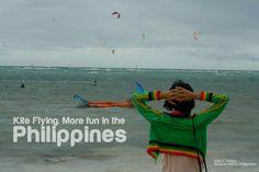 Kite flying?