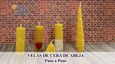 Candles, Youtube, Deco, Kit, Beeswax Candles, Candle Wax, How To Make, Craft Stores, Bees