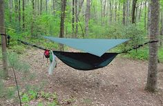 Having my Ultralite Backpackers Hennessy Hammock for a couple months now, I can see why it was recommended. It's a high quality, sturdy hammock. Indoor Swing, Indoor Hammock, Hammocks, Hennessy Hammock, Wheelbarrow, Garden Tools, Road Trip, Survival, Camping