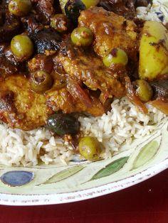 Tofu Tagine  - Moroccan food