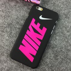 Cool Nike Logo Just Do It Logo Design Bumper Schlank Nachtleuchtende Handyhülle iphone 6/6Plus - Prima-Module.Com