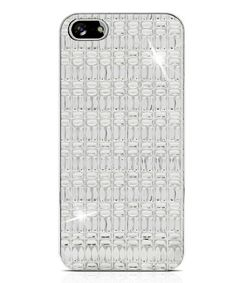 This Clear Rhinestone Case for iPhone 5/5s is perfect! #zulilyfinds