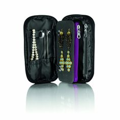 Amazon.com: Travel Smart by Conair Quilted Jewelry Organizer: Health & Personal Care