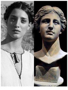 Ελληνική Ομορφιά τότε και τώρα