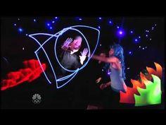 [AUDITIONS AUSTIN] Aurora Light Painters,- America's Got Talent 2012 (Season 7)