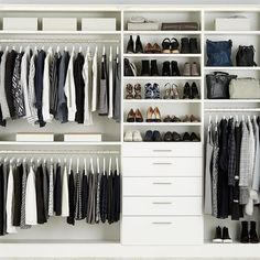 Container Store Closets