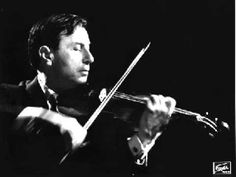 J. S. Bach (1685-1750) Sonatas & Partitas for Solo Violin | Violin: Nathan Milstein (2:03:43) via YouTube
