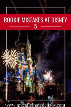We've all been rookies at one point. Lucky for you I've learned over the years so I can help you with these 5 Rookie Mistakes to Avoid at Disney World. Disney On A Budget, Disney World Planning, Walt Disney World, Disney Family, Florida Travel, Travel Usa, Travel Tips, Travel Articles, Canada Travel
