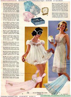 Sixties Fashion, Retro Fashion, Vintage Fashion, Women's Fashion, Vintage Girls, Vintage Outfits, Vintage Clothing, Christmas Books, Christmas Catalogs