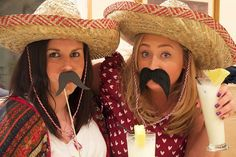 Mexican Themed Party Props from Flingers Party Shop. Great Fun!