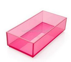 5 sided acrylic box, acrylic 5 sided box , OEM / ODM orders are welcome Acrylic Box, Free Design, Decorative Boxes