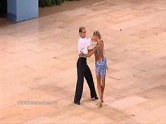 cocchi and zagoruychenko-UK 2010-Cha-cha-cha - YouTube
