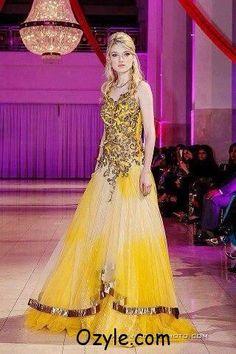 most beautiful mehndi dresses,www.ozyle (48) » Ozyle