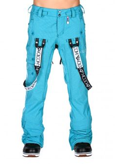 Bolete Pant (Volcom Snow 12/13). I must have these for this season. They'll go perfectly with my jacket.