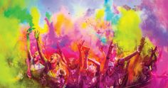 Color Run Brisbane 2016