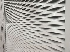 strench metal mesh surface Expanded Metal Mesh, Metal Facade, Metal Ceiling, Shutters, Surface, Exterior, Perforated Metal, Piercing, Blinds
