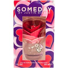 Justin Bieber Someday Women's 1-ounce Eau de Parfum Spray (£24) ❤ liked on Polyvore featuring beauty products, fragrance, eau de perfume, justin bieber, flower perfume, justin bieber fragrance and spray perfume