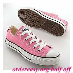 maybe you could find some watermelon colored ones to match your dress?!     Fashion pink #converses #sneakers summer 2014