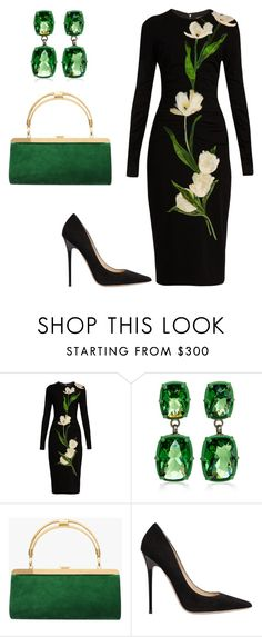 By  #arta13 ❤ liked on Polyvore featuring #Dolce&Gabbana, #Balmain and #JimmyChoo