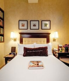 The Hotel Library New York in photos - Best boutique hotel NYC