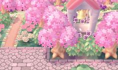 pink path we code acnl