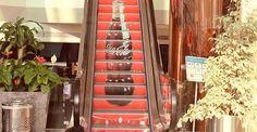 28 ejemplos creativos de publicidad en escaleras   Tiempo de Publicidad   Blog de Publicidad y Creatividad