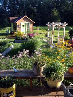 Edibles and Flowers Living in Harmony   Fine Gardening