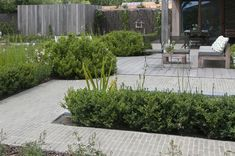 That gives this unsanded paver its natural colour shade while its tumbled finish gives it real authenticity. Grey Pavers, Brick Paving, Brick Path, Garden Paving, Garden Paths, Landscape Design, Garden Design, Paving Design, Decking Area
