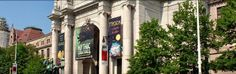 American Museum of Natural History, suggested admission $16