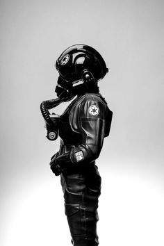TIE Fighter Pilot...