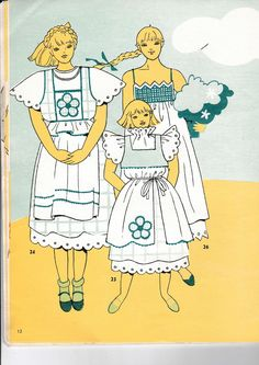 Я шью сама - мода детям Москва-1983