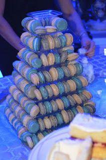 *GOUX 'R' MANDISES: pyramide de macarons 3