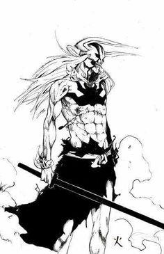 Vasto Lorde Ichigo badass