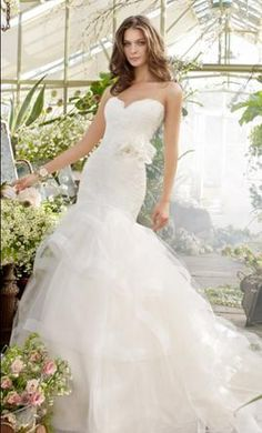 Tara Keely 2200 12: buy this dress for a fraction of the salon price on PreOwnedWeddingDresses.com