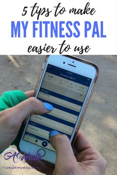 tips How did I not know about these MyFitnessPal tips? is a game changer! How did I not know about these MyFitnessPal tips? is a game changer! My Fitness Pal, Yoga Fitness, Fitness Tips, Fitness Motivation, Health Fitness, Anytime Fitness, Mens Fitness, Get Healthy, Healthy Tips