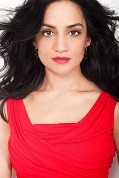 "Archie Panjabi from ""The Good Wife"", where CBS took an Emmy award winning show from Tues and moved it to Sundays where shows go to DIE!"