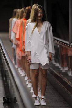 #joaomelocosta #portugalfashionweek #incovermagazine Portugal, White Dress, Bloom, Photography, Shirts, Dresses, Fashion, Vestidos, Moda