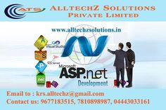 AllTechZ Solutions offers real-time and placement focused Dot Net Training in Chennai.
