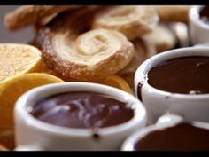 Ganache de chocolate para servir com biscoitos - Receitas - Receitas GNT
