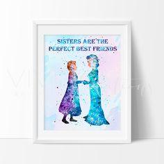 Princess Elsa & Anna 3